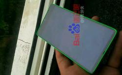 Smartphone Lumia của Nokia từng có thiết kế không viền từ 3 năm trước