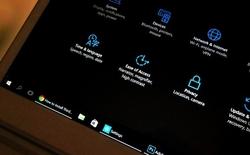 Thiết lập tự động chuyển giao diện Windows 10 sang nền đen khi tối đến