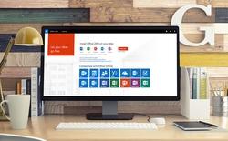 Microsoft cũng có những bản Office miễn phí, và đây là những cách cho bạn thử
