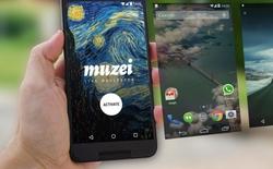 [Ảnh nền điện thoại] Nét tĩnh lặng đáng yêu trên màn hình smartphone