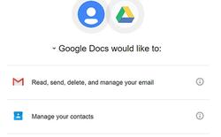 Hàng loạt người dùng Google Docs bị tấn công lừa đảo chiếm đoạt tài khoản