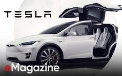 Trải nghiệm siêu xe điện Tesla Model X dưới góc nhìn dân công nghệ: đây chính là chiếc iPhone của làng xe hơi