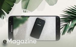 Đánh giá chi tiết Galaxy J7 Pro: Khi máy tầm trung tiến sát dần giới hạn cao cấp
