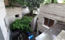 Hình ảnh thực tế gây tranh cãi về ngôi nhà đạt giải thưởng lớn của KTS Võ Trọng Nghĩa