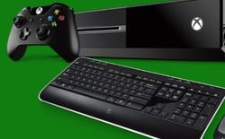 Microsoft xác nhận Xbox One sẽ sớm hỗ trợ bàn phím và chuột
