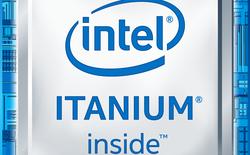 Chip Itanium, CPU 64-bit đầu tiên của Intel, từng một thời được kỳ vọng thay thế vi xử lý x86 đã chính thức suy tàn