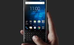 [MWC 2017] BlackBerry KeyOne (Mercury) đã lộ ảnh và thông số cấu hình trước giờ G