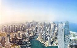 Hãy xem bức ảnh 57,7 tỷ pixel của hãng xe Bentley, chụp từ một trong những tòa nhà cao nhất Dubai