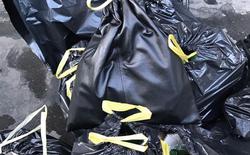 """""""Túi đựng rác"""" thời trang bằng da giá gần 10 triệu đồng đang """"đắt như tôm tươi"""""""