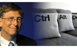 """Bill Gates: Tổ hợp Ctrl + Alt + Del trên Windows là """"một sai lầm"""""""