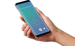 """Vì sao Samsung """"khóa"""" không cho người dùng thay đổi nút cứng Bixby trên Galaxy S8?"""