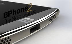 Bphone 2 lộ cấu hình, màn hình 5,5 inch, RAM 4GB, máy ảnh 21MP