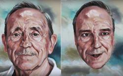 Công nghệ này có thể biến đổi khuôn mặt bạn thành một bức tượng hoặc bức tranh sơn dầu
