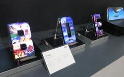 Trung Quốc đã có nhà sản xuất màn OLED dẻo đầu tiên, quyết tâm chạy đua với Samsung