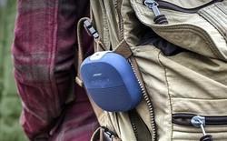 Bose trình làng loa siêu di động SoundLink Micro: nhỏ gọn trong lòng bàn tay, chống nước chuẩn IPX7, giá tại Việt Nam là 2,6 triệu đồng