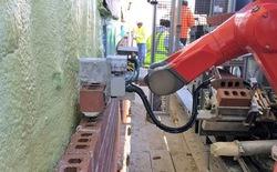 Cùng gặp gỡ chú Robot có khả năng xây tường gạch nhanh gấp 6 lần thợ nề lành nghề nhất