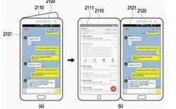 Bằng sáng chế tiết lộ giao diện điều khiển của smartphone màn gập Galaxy X