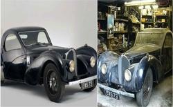 Sau 48 năm phủ bụi, chiếc Bugatti này được định giá hơn 4 triệu USD
