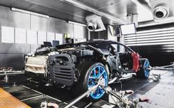 """Bên trong nhà máy sản xuất """"ông hoàng tốc độ"""" Bugatti Chiron - mỗi chiếc giá 2,6 triệu USD"""