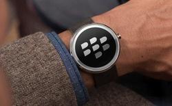 """Ký thỏa thuận cấp phép với Timex, BlackBerry """"âm mưu"""" phát hành một chiếc smartwatch?"""