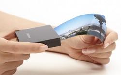 2017: Cuộc chiến giữa OLED và LCD uốn dẻo
