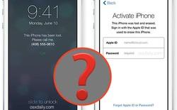 Apple bất ngờ loại bỏ công cụ bảo mật Activation Lock chống thiết bị mất cắp cho iPhone, iPad, iPod Touch