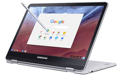 Chromebook 2 trong 1 mới của Samsung có thể đi kèm với bút stylus