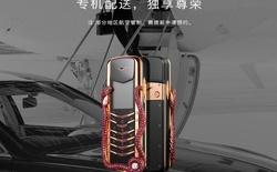 """Cobra Limited Edition: điện thoại """"hổ mang"""" của Vertu với giá hơn 8 tỷ đồng"""