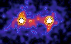Hình ảnh đầu tiên về mạng lưới vật chất tối, thứ kết nối các thiên hà lại với nhau