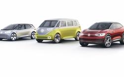 Ông lớn Mercedes và Volkswagen cùng tuyên bố chuyển sang xe chạy điện hoàn toàn vào năm 2030