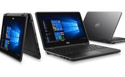 Dell nay cũng tham gia cuộc chơi ra mắt Chromebook có bút cảm ứng stylus, gập ngược như tablet