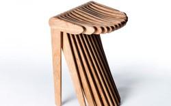 Khi giáo sư MIT đi thiết kế ghế đẩu - Hãy cùng chiêm ngưỡng chiếc ghế 'bác học' làm bằng thuật toán, có thể định nghĩa lại tương lai của kiến trúc nội thất
