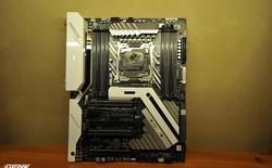 Mở hộp ASUS Prime X299-Deluxe: sẵn sàng cho Intel Skylake-X