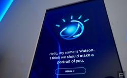 Siêu AI IBM Watson có khả năng phân tích tính cách của bạn, sau đó tạo nên một bức chân dung dựa vào những tính cách ấy