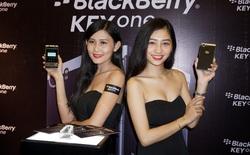 Blackberry KeyOne cuối cùng cũng được phân phối chính thức tại Việt Nam, giá 14,99 triệu đồng