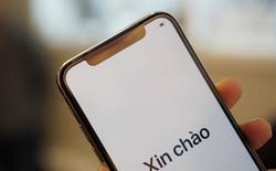 iPhone X chính hãng VN/A có giá từ 29.99 triệu, lên kệ ngày 8/12