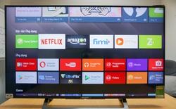 Trên tay TV Sony Bravia X80E cùng hệ điều hành Android TV: Nhanh, mượt mà và trải nghiệm người dùng tốt