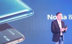 Nokia 8 chính thức ra mắt tại Việt Nam: Giá 12.99 triệu, bán ra từ ngày 16/10