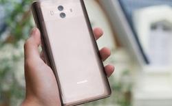 Mở hộp Huawei Mate 10 đầu tiên tại VN: AI chưa tỏ rõ ưu thế, viền mỏng dù có phím vật lý, camera khá ấn tượng