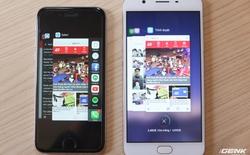"""""""Hệ điều hành"""" ColorOS của Oppo giống hệt iOS của Apple một cách kỳ lạ như thế nào"""