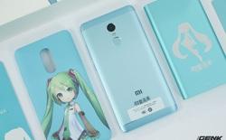 Mở hộp Xiaomi Redmi Note 4X Hatsune Miku: Máy rất đẹp, đi kèm nhiều phụ kiện độc, đắt hơn 1 triệu so với các màu khác