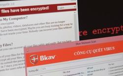 Trong lúc BKAV vội vàng tung công cụ check WannaCry, thì từ 1 năm trước, CMC đã bắt đầu tìm biện pháp phòng tránh triệt để ransomware kỹ hơn nhiều