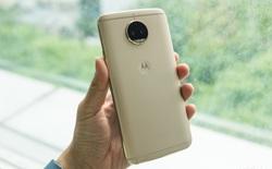 Trên tay nhanh Moto G5S Plus: cải tiến hơn trước, cũng có camera kép xóa phông cập nhật xu hướng