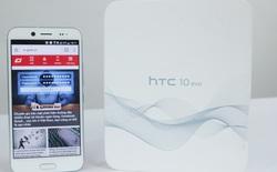 Mở hộp HTC 10 Evo chính hãng: 5.99 triệu được Snapdragon 810, màn hình 2K, chống nước, nhôm nguyên khối, nhưng lại mất đi jack cắm tai nghe