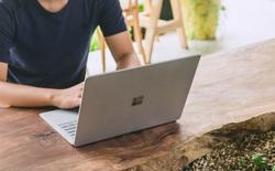 Người ta nói đàn ông yêu bằng mắt, nhưng dù Surface Laptop có đẹp mấy thì tôi cũng nhất định không yêu