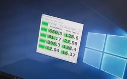 Chưa hài lòng với tốc độ SSD của Surface Laptop: NVMe nhưng chẳng nhanh hơn SATA3 là bao!