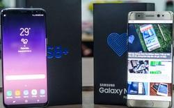 """Galaxy Note 7 Fan Edition và Galaxy S8+: 16 triệu """"chốt"""" luôn hay cố thêm chút nữa để lên đời hẳn?"""