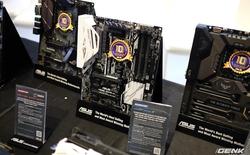 Asus ROG ra mắt bo mạch chủ Maximus IX và Strix Z270 có hỗ trợ chip Kaby Lake tại Việt Nam