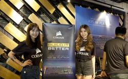 Corsair ra mắt hàng loạt sản phẩm mới nhắm đến game thủ tại Việt Nam