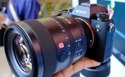 Cận cảnh chiếc máy ảnh a9 mà biết bao fan Sony mong ngóng đợi chờ